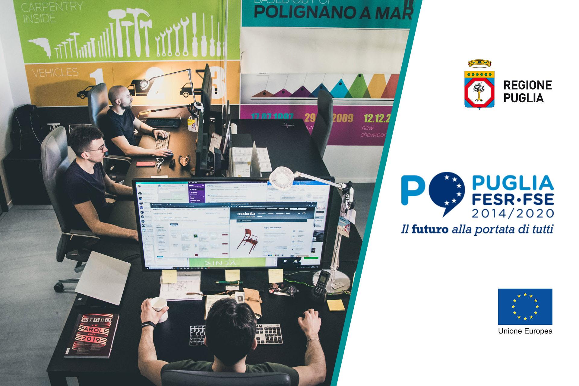 Regione Puglia finanzia Dinja